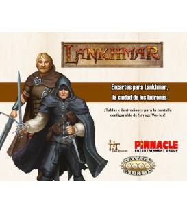 Savage Worlds: Lankhmar (Encartes)