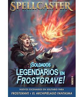 Frostgrave: Revista Spellcaster nº4