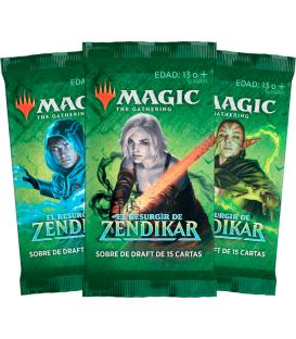 Magic the Gathering: El Resurgir de Zendikar (Sobre)