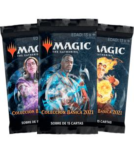 Magic the Gathering: Colección Básica 2021 (Sobre)