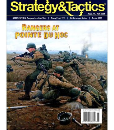Strategy & Tactics 323: Rangers at Pointe du Hoc