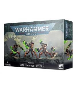 Warhammer 40,000: Necron (Skorpekh Destroyers)