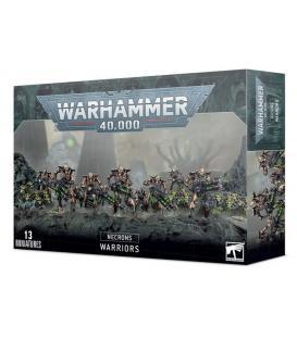 Warhammer 40,000: Necrons (Warriors)
