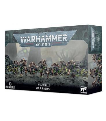 Warhammer 40,000: Necron (Warriors)