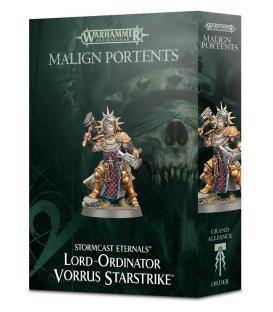 Warhammer Age of Sigmar: Stormcast Eternals (Lord-Ordinator Vorrus Starstrike)