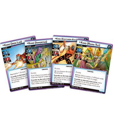 Marvel Champions: Antiguo y Futuro Kang