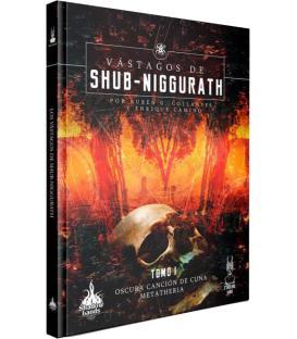 Cthulhu D100: Vástagos de Shub-Niggurath (Tomo I)