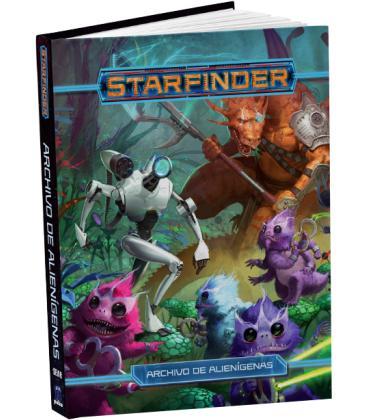 Starfinder: Archivo de Alienígenas