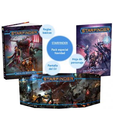 Starfinder: Pack Especial Navidad