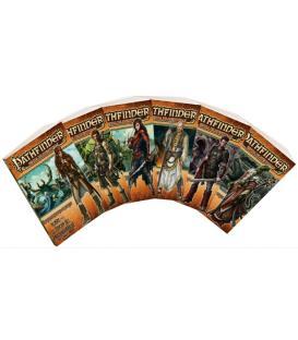 Pathfinder: La Calavera de la Serpiente (Pack de 6 Libros)
