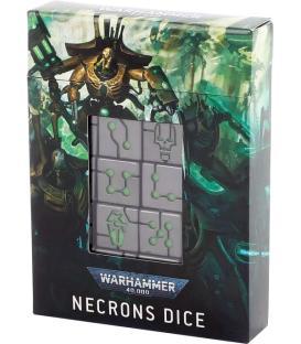 Warhammer 40000: Necrons (Dice Set)