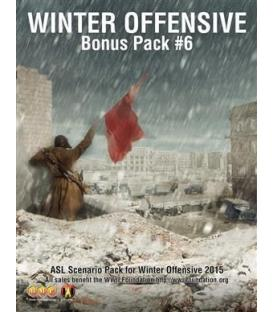 ASL Bonus Pack 6: Winter Offensive