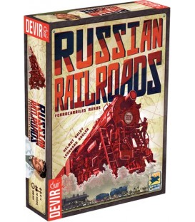 Russian Railroads - Ferrocarriles Rusos