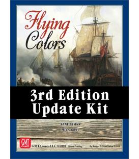 Flying Colors: Deluxe 3rd Edition Update Kit