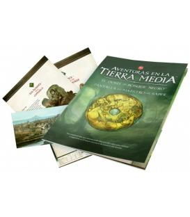 Aventuras en la Tierra Media: El Dosel del Bosque Negro y Pantalla del Maestro del Saber