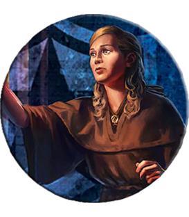 Marcador Hermana Mary