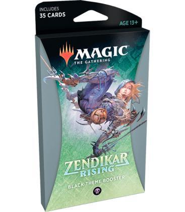 Magic: The Gathering - Zendikar Rising (Black Theme Booster)