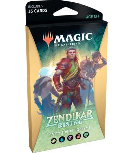 Magic: The Gathering - Zendikar Rising (Party Theme Booster)