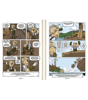 Libro-Juego 15 - Caballeros Libro 3: La Ciudad Sepultada