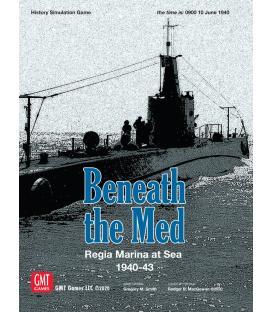 Beneath the Med: Regia Marina at Sea 1940-1943 (Inglés)