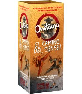 Onitama: El Camino del Sensei (+ Promos)