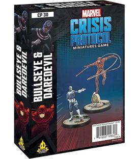 Marvel Crisis Protocol: Bullseye & Daredevil (Inglés)
