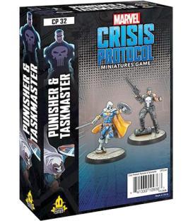 Marvel Crisis Protocol: Punisher & Taskmaster (Inglés)