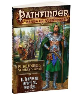 Pathfinder: El Retorno de los Señores de las Runas 4 (El Templo del Espíritu del Pavo Real)