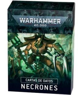 Warhammer 40.000: Necrones (Cartas de Datos)