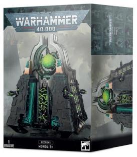 Warhammer 40,000: Necrons (Monolith)