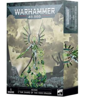 Warhammer 40,000: Necrons (C'tan Shard of the Void Dragon)