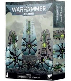 Warhammer 40,000: Necrons (Convergence of Dominion)