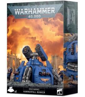 Warhammer 40,000: Space Marines Hammerfall Bunker