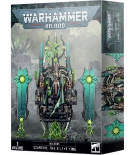 Warhammer 40,000: Necrons (Szarekh, el Rey Silente)