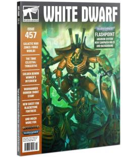 White Dwarf: October 2020 - Issue 457 (Inglés)