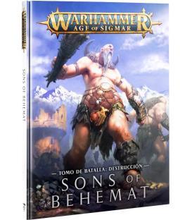 Warhammer Age of Sigmar: Sons of Behemat (Tomo de Batalla Destrucción)
