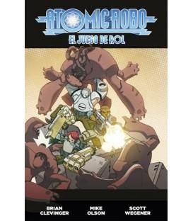 Atomic Robo: El Juego de Rol