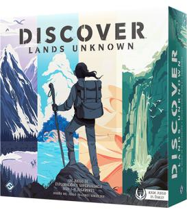 Pack 2 X Discover: Lands Unknown + Fundas