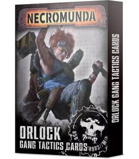 Necromunda: Orlock (Gang Tactics Cards) (Inglés)