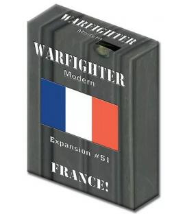 Warfighter Modern: France! (Expansion 51)