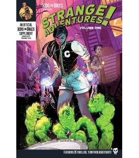 Kids on Bikes: Strange Adventures! Vol. 1