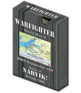 Warfighter WWII: Narvik! Norway 1940 (Expansion 57)