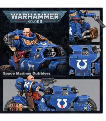 Space Marines: Outriders