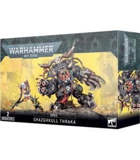 Warhammer 40,000: Orks (Ghazghkull Thraka)