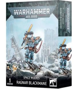 Warhammer 40,000: Space Wolves (Ragnar Blackmane)