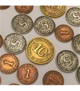 París: Monedas Metálicas (35)