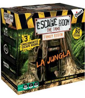 Escape Room Family Edition: La Jungla