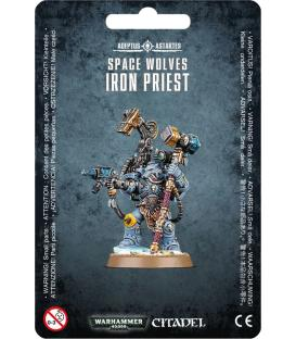Warhammer 40,000: Space Wolves (Iron Priest)
