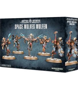 Warhammer 40,000: Space Wolves (Wulfen)