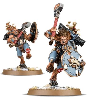 Warhammer 40,000: Space Wolves (Wulfen)